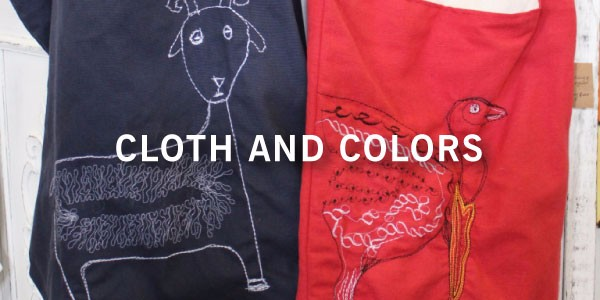 Cloth and Colors at CRAFTED