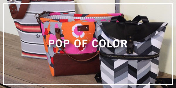 Pop of Color at CRAFTED`