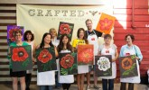 Red Poppy Art Bar Class of 2013
