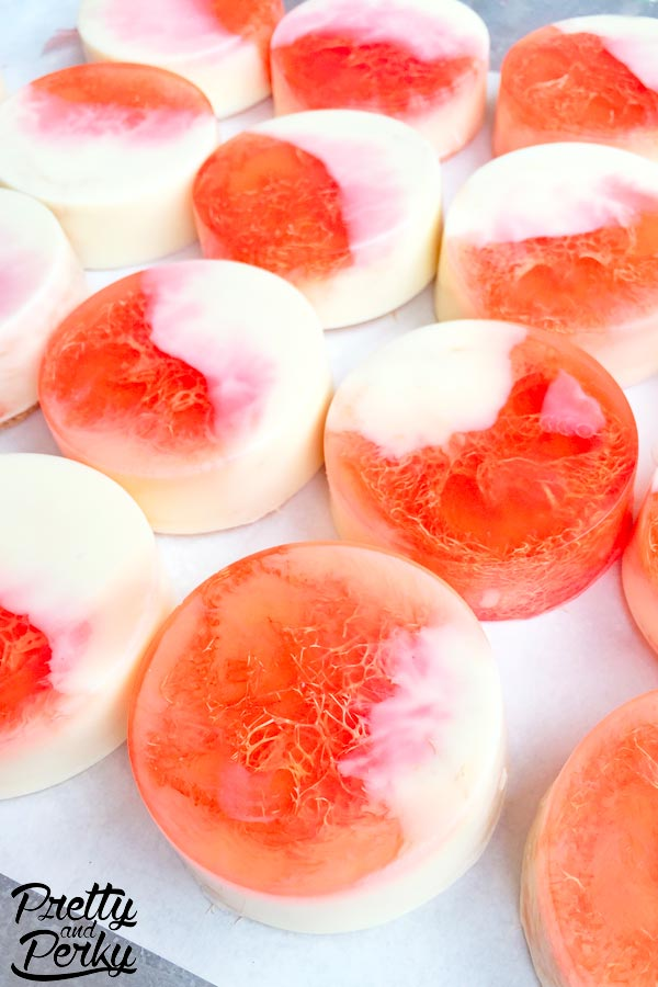 pretty and perky bath body natural soap jenny han