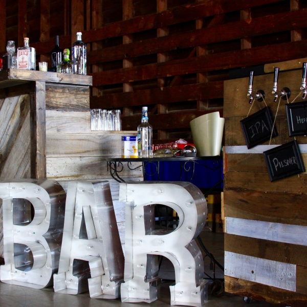 (11) Wedding B – Bar Inspiration