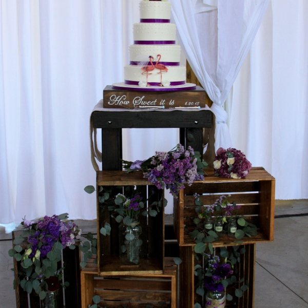 (4) Wedding A – Cake Inspiration