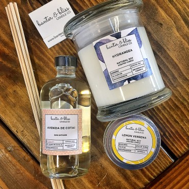 Banter and Bliss Candle Workshop Sunday, May 8