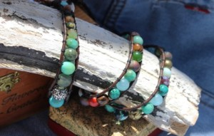 peggy braceletes