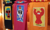 Get colorful and cute with these graphic tees from JDN73.